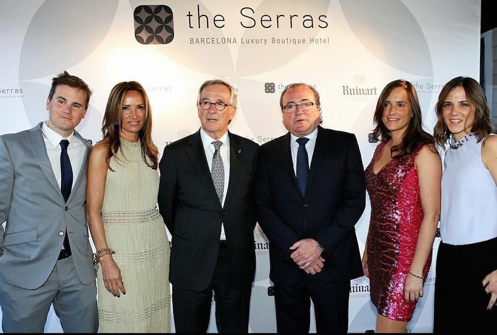 the serras hotel tot-hom