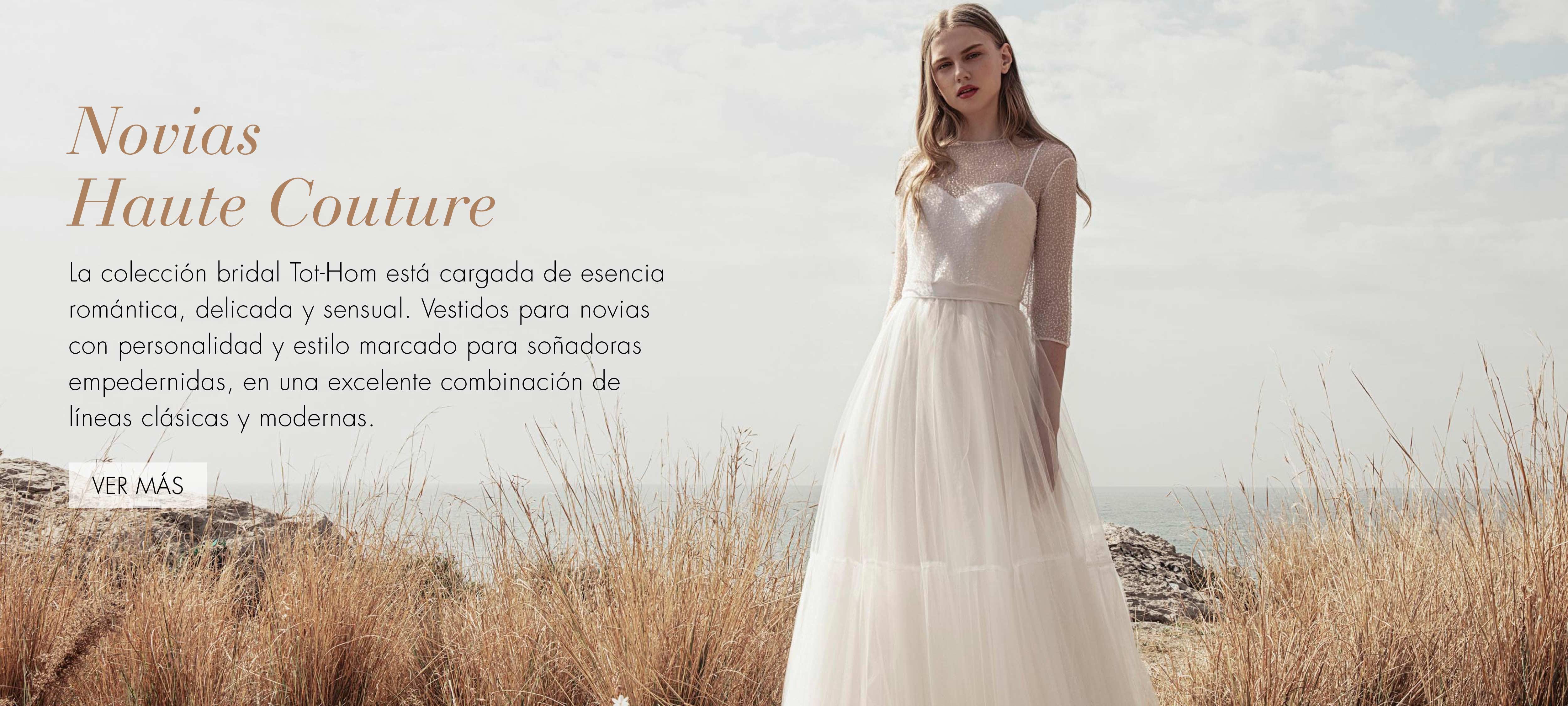 2b0bc8ab91 Vestidos para novias con personalidad y estilo marcado pero soñadoras  empedernidas