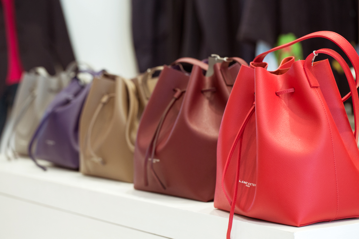 New In Lancaster Bags
