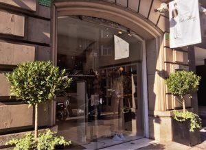 nueva tienda tot-hom&co barcelona