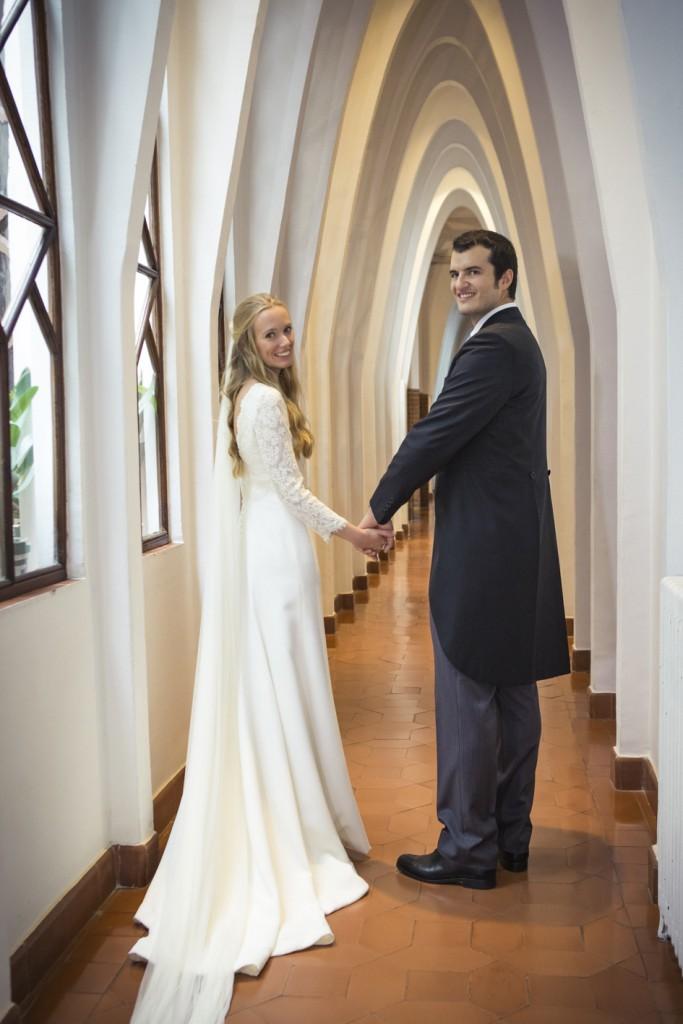 tot-hom el vestido de novia con manga larga que te inspirará. - tot-hom