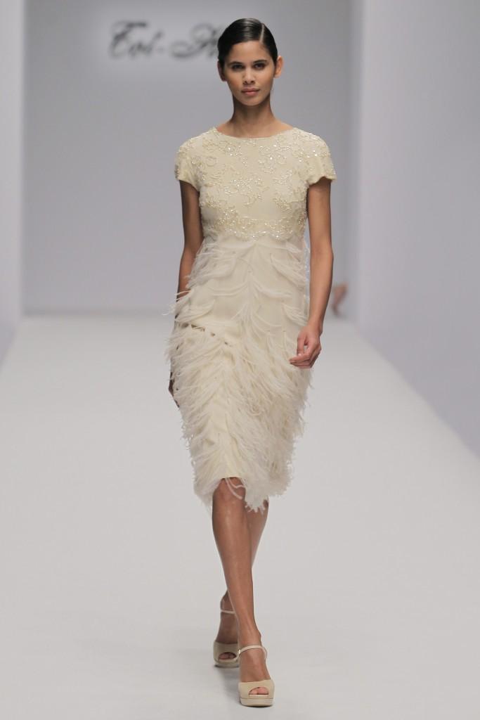 Tot-hom Vestidos con plumas, diseños llenos de personalidad - Tot-hom