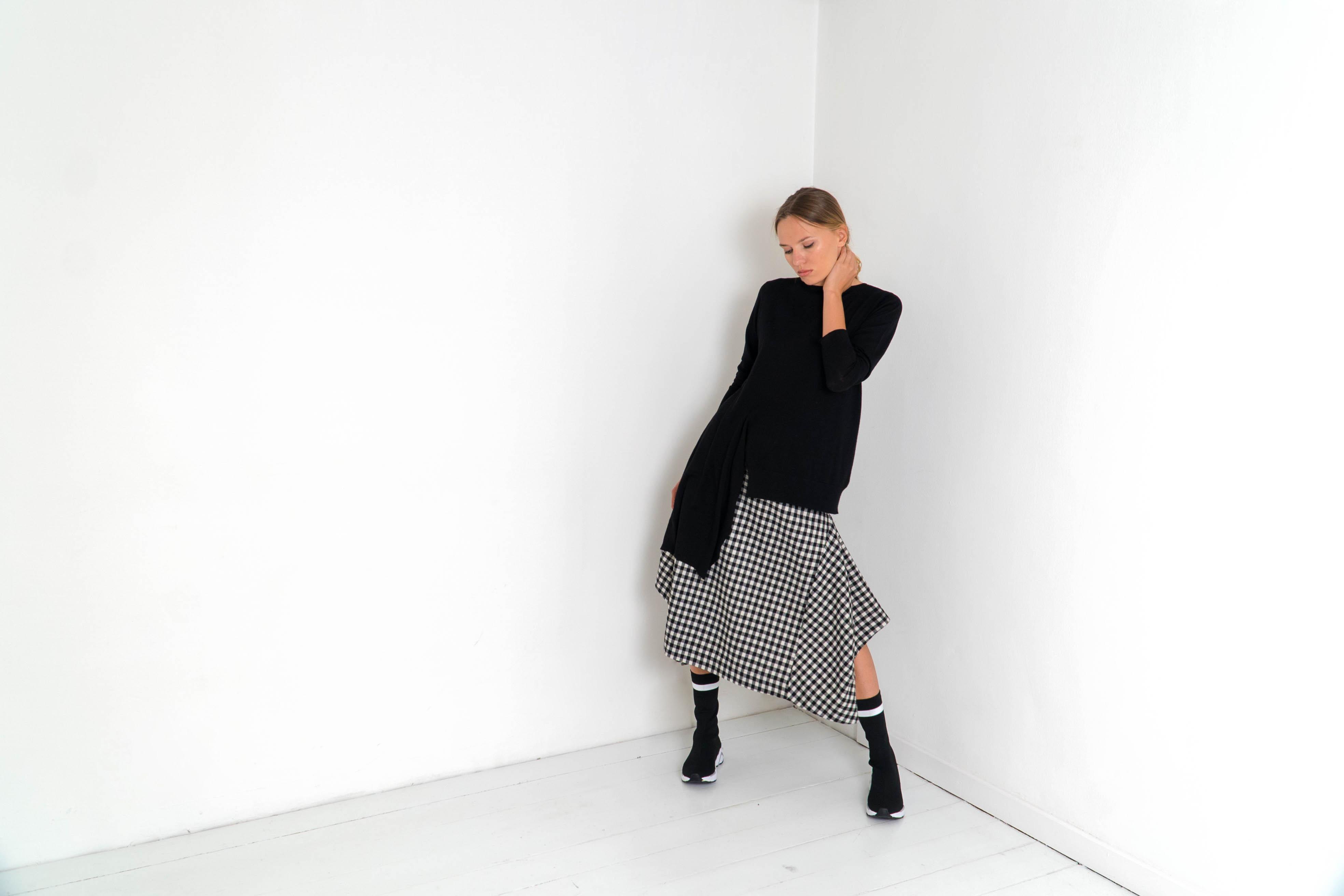 faldas de invierno
