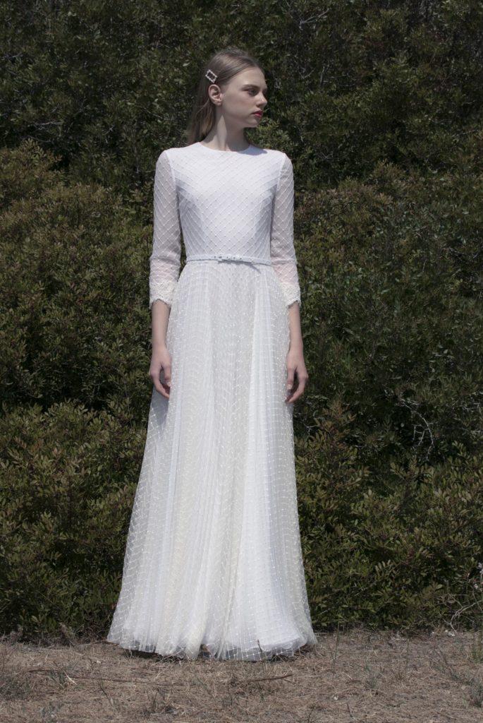 vestido de novia barcelona