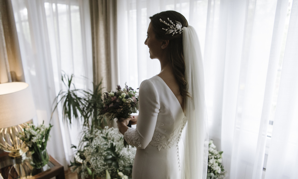 vestido de novia tot-hom