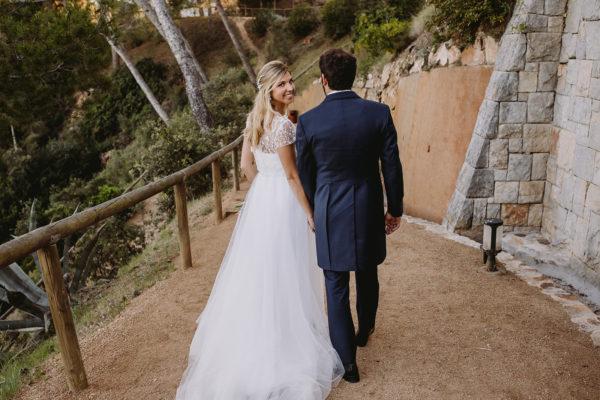 vestido de novia tothom carlota