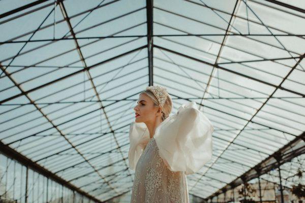 vestido de invitada pati sañes