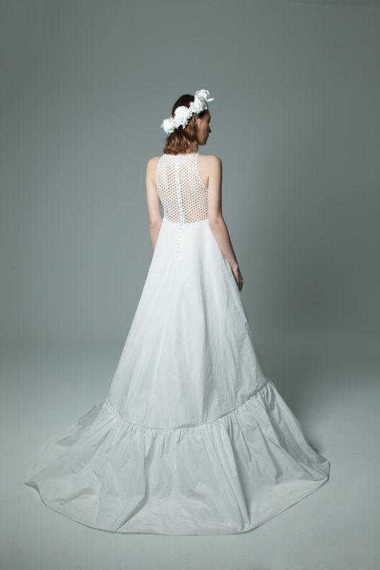 vestidos novia barcelona