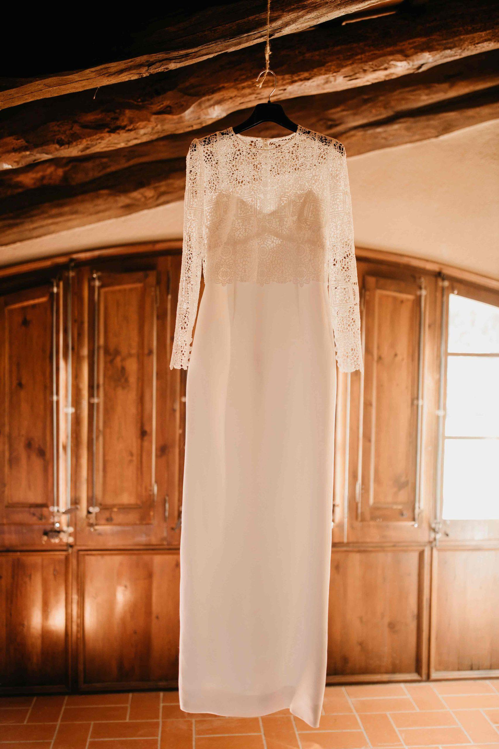 vestido de novia barcelona alta costura