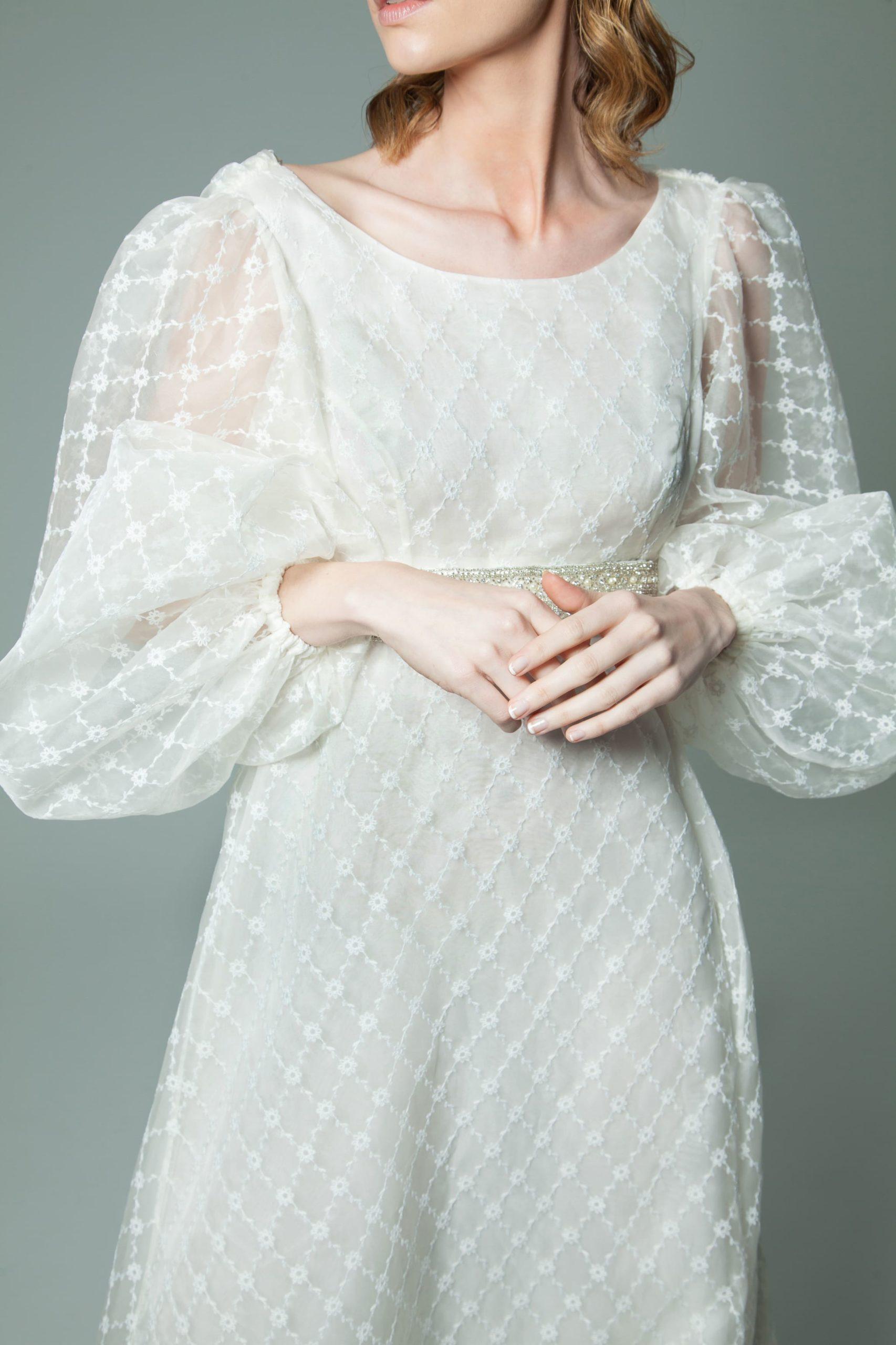 novia alta costura barcelona