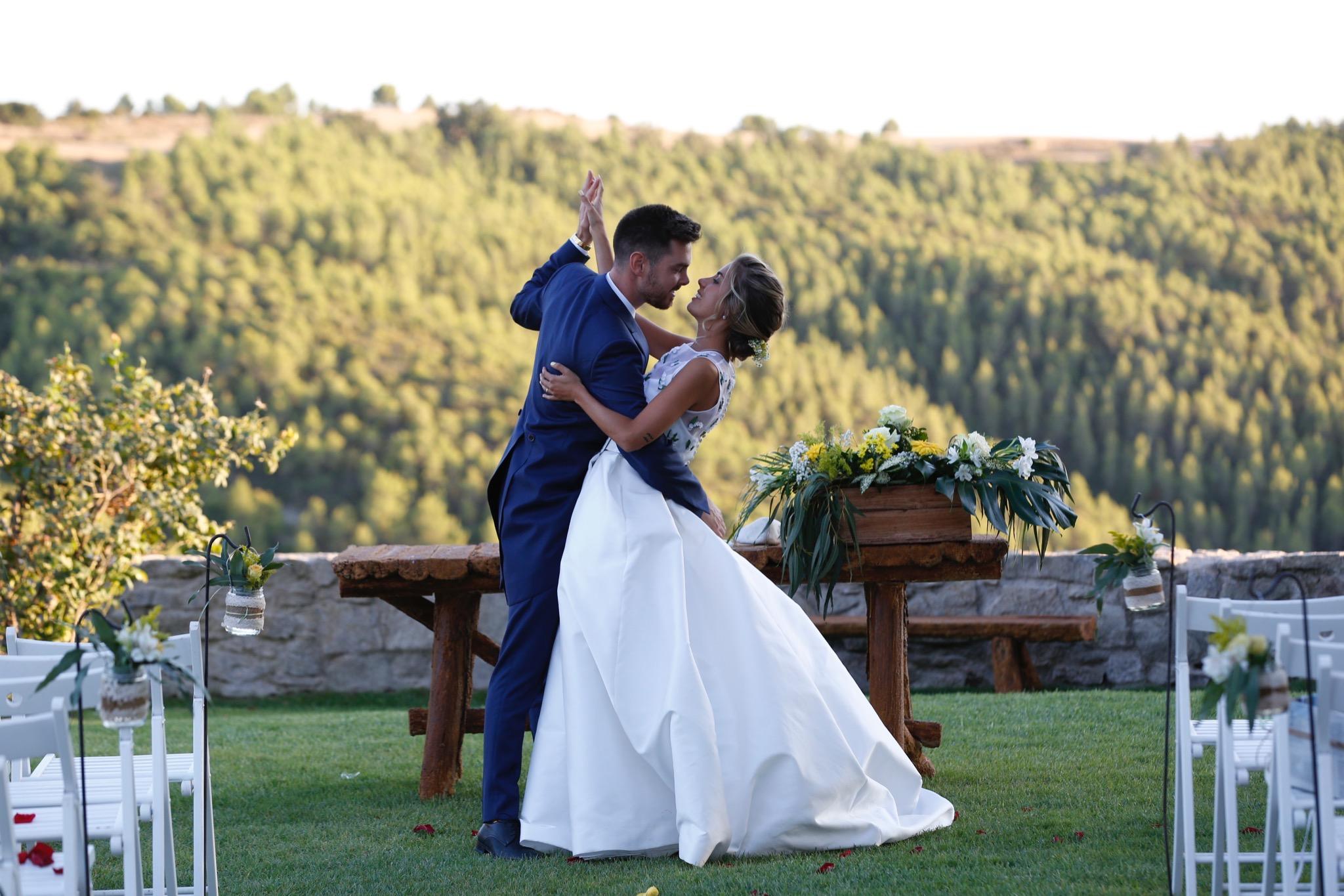 vestit de núvia alta costura barcelona