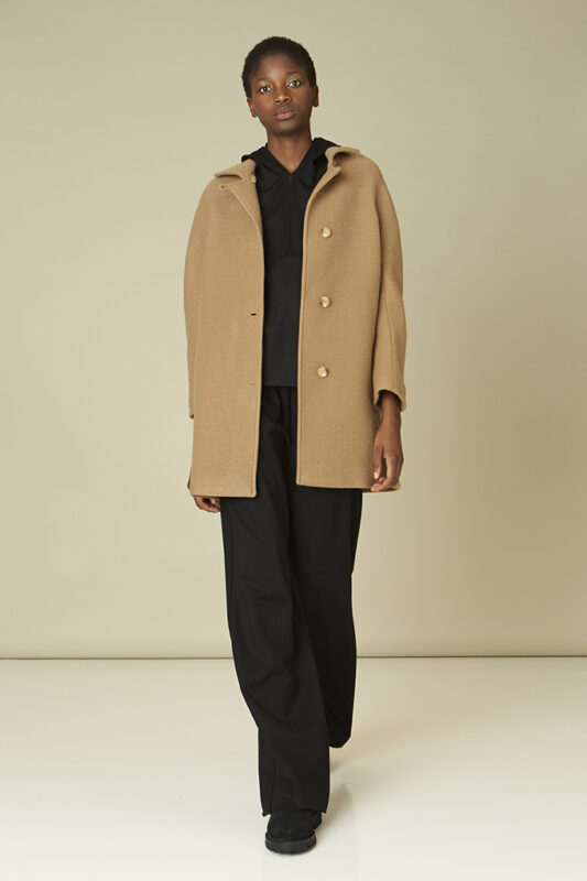 abrigos de lana