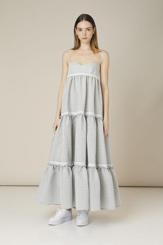 especial vestido de playa blanco tot-hom