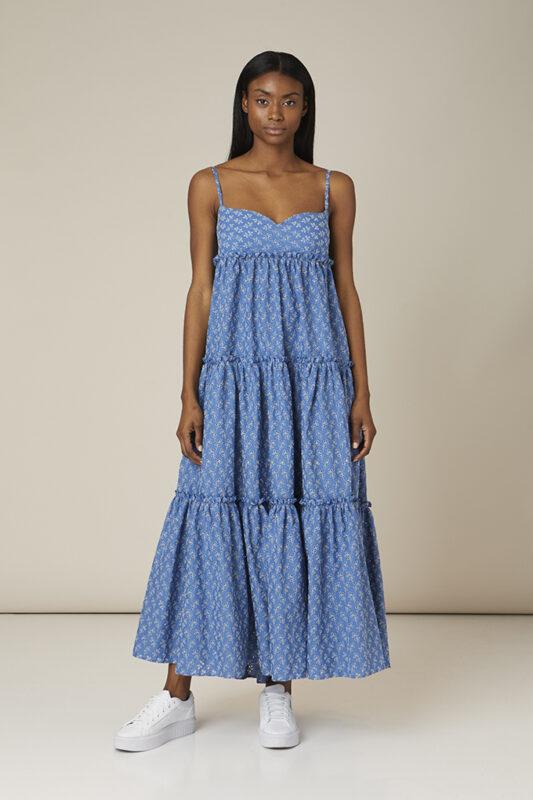 especial vestido de playa
