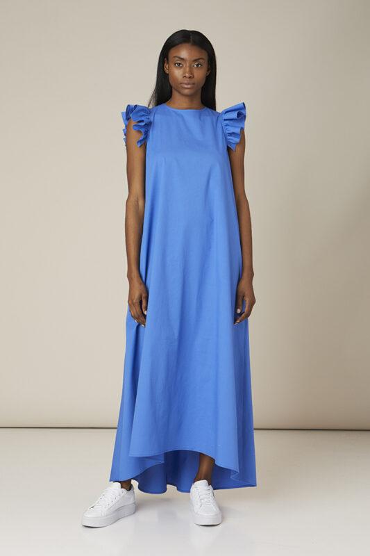 vestido azul tot-hom
