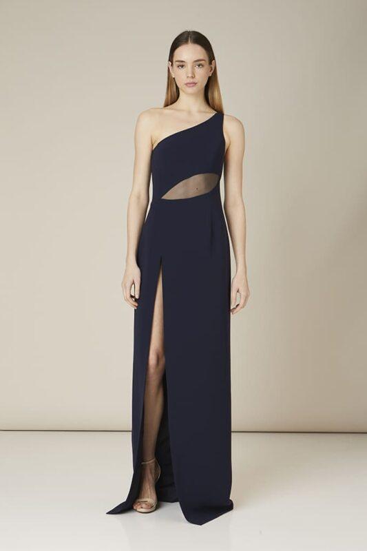 vestido transparencia invitada perfecta